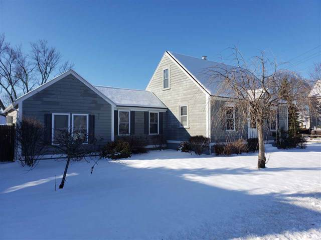 158 Amherst Street, Nashua, NH 03064 (MLS #4791089) :: Lajoie Home Team at Keller Williams Realty