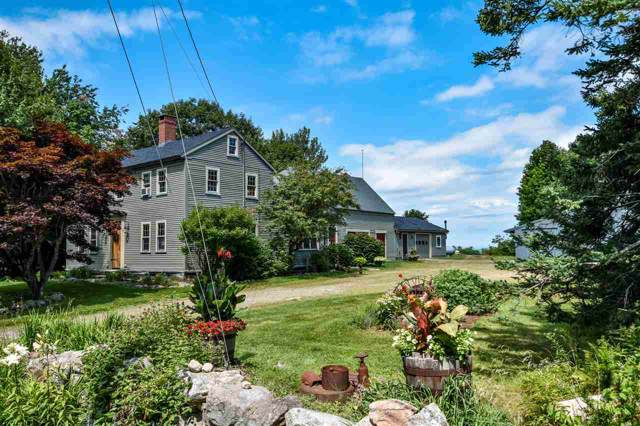 90 Ridge Road, New Durham, NH 03855 (MLS #4791164) :: Keller Williams Coastal Realty