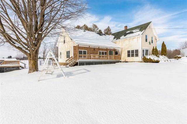 1360 Pidgeon Hill Road, Franklin, VT 05457 (MLS #4791245) :: Hergenrother Realty Group Vermont