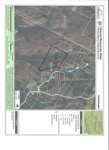 00 Jones Lane, Wolcott, VT 05680 (MLS #4791257) :: The Gardner Group