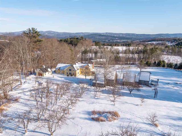 353 Dutton Hill West Road, Norwich, VT 05055 (MLS #4791284) :: Hergenrother Realty Group Vermont