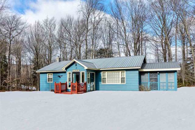 14 Old Town Road, Winhall, VT 05340 (MLS #4791312) :: The Gardner Group