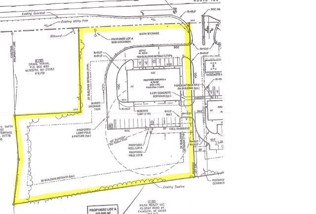 Lot A Nh Route 104, New Hampton, NH 03256 (MLS #4791327) :: Lajoie Home Team at Keller Williams Gateway Realty