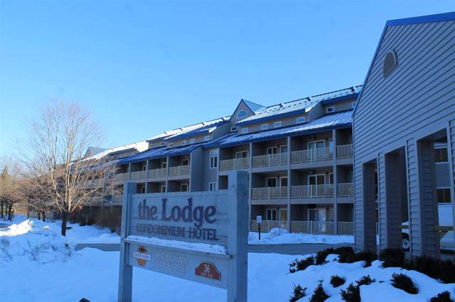 36 Lodge Road A307, Lincoln, NH 03251 (MLS #4791384) :: Keller Williams Coastal Realty