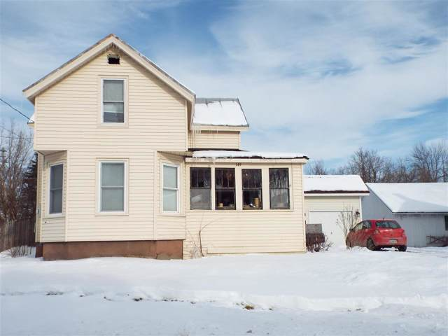 149 Pearl Street, St. Albans City, VT 05478 (MLS #4791396) :: Hergenrother Realty Group Vermont