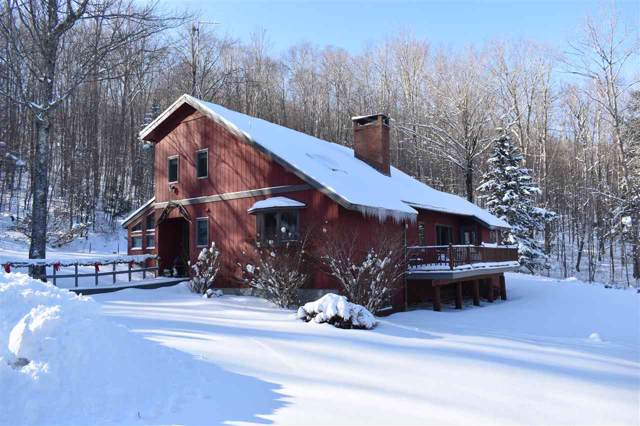 50 Billings Old Town Road, Ripton, VT 05766 (MLS #4791404) :: Hergenrother Realty Group Vermont