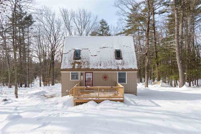 388 Long Island Road, Moultonborough, NH 03254 (MLS #4791435) :: Keller Williams Coastal Realty