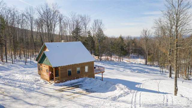 123 County Turnpike Road, Tunbridge, VT 05077 (MLS #4791458) :: The Gardner Group