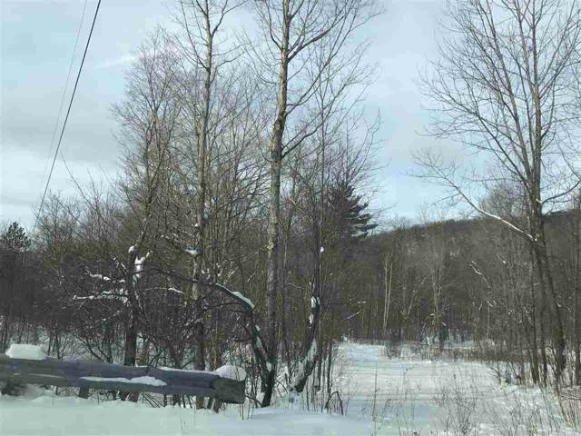 0 French Settlement Road, Lincoln, VT 05433 (MLS #4791459) :: Hergenrother Realty Group Vermont