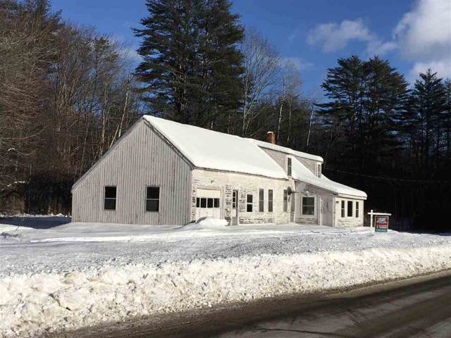 1679 Depot Road, Tamworth, NH 03886 (MLS #4791501) :: Keller Williams Coastal Realty