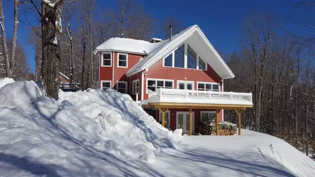 694 Lake Ninevah Road, Mount Holly, VT 05758 (MLS #4791505) :: The Gardner Group