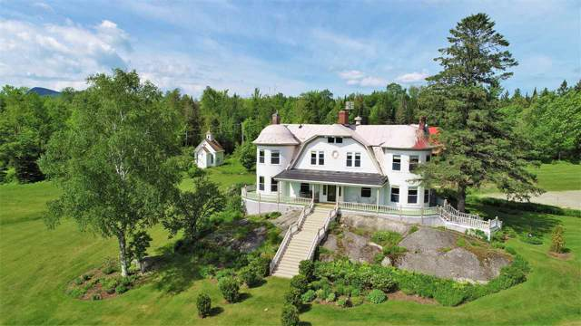 143 Fox Hall Lane, Westmore, VT 05822 (MLS #4791607) :: Hergenrother Realty Group Vermont