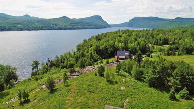 363 Fox Ledge Lane, Westmore, VT 05822 (MLS #4791608) :: Hergenrother Realty Group Vermont