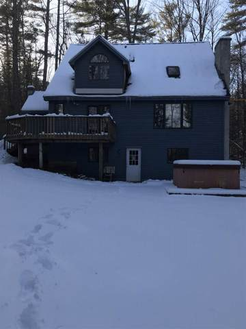 378 Tuttle Hill Road Common, Londonderry, VT 05155 (MLS #4791732) :: The Gardner Group