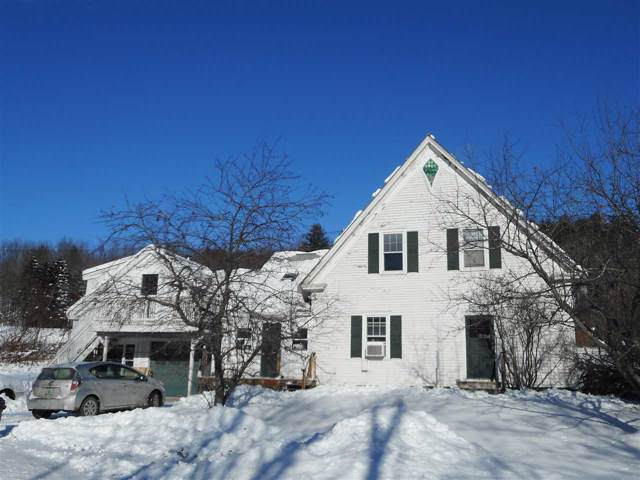 49 Mill Road, Bridgewater, VT 05034 (MLS #4791798) :: Keller Williams Coastal Realty