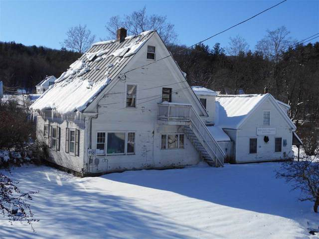 49 Mill Road, Bridgewater, VT 05034 (MLS #4791865) :: Keller Williams Coastal Realty
