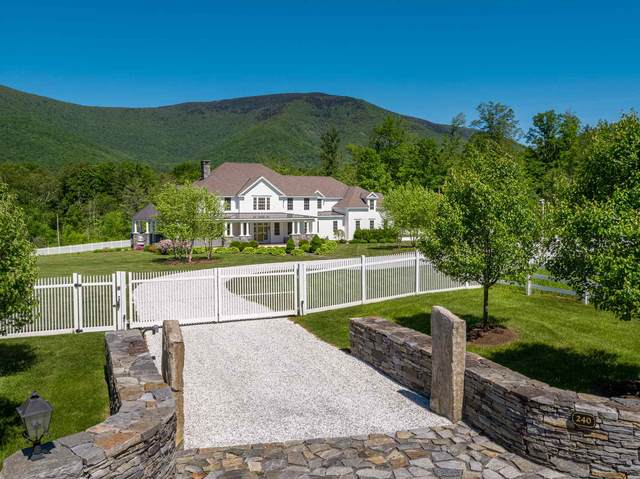 240 Starry Drive, Manchester, VT 05255 (MLS #4792334) :: The Gardner Group