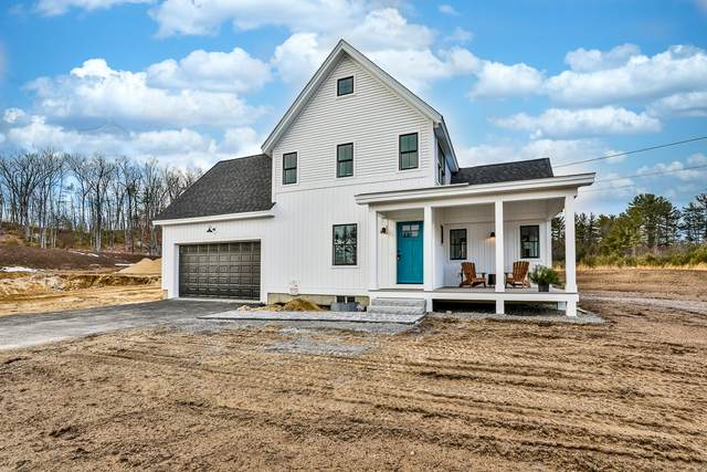 3 Pendleton Farms Lane #23, Amherst, NH 03031 (MLS #4792780) :: Keller Williams Coastal Realty