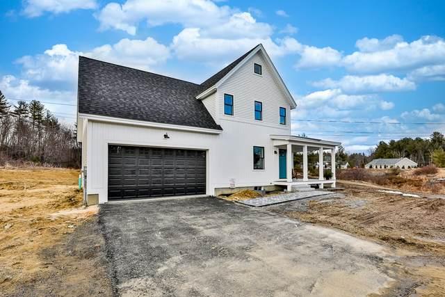 3 Pendleton Farms Lane #23, Amherst, NH 03031 (MLS #4792797) :: Keller Williams Coastal Realty