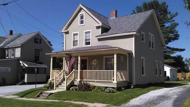 89 Brown Street, Rutland City, VT 05701 (MLS #4792836) :: The Gardner Group