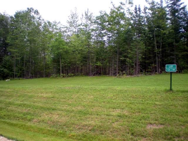 13 Farm Pond Road Lot 13, Tuftonboro, NH 03816 (MLS #4793169) :: Signature Properties of Vermont