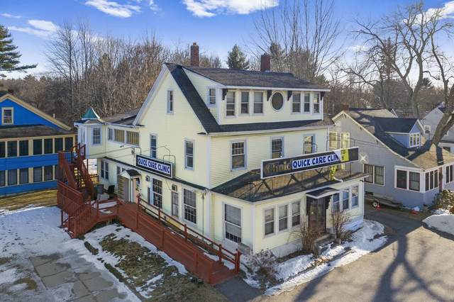 151 South Main Street, Rochester, NH 03867 (MLS #4793367) :: The Hammond Team