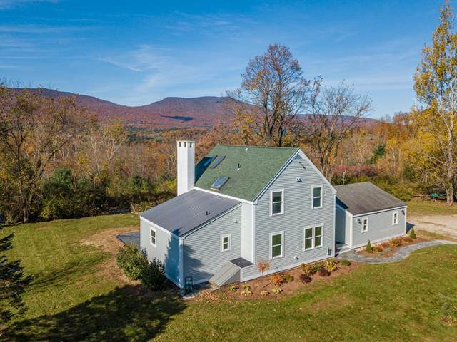 122 High Meadow Way, Manchester, VT 05255 (MLS #4793510) :: The Gardner Group
