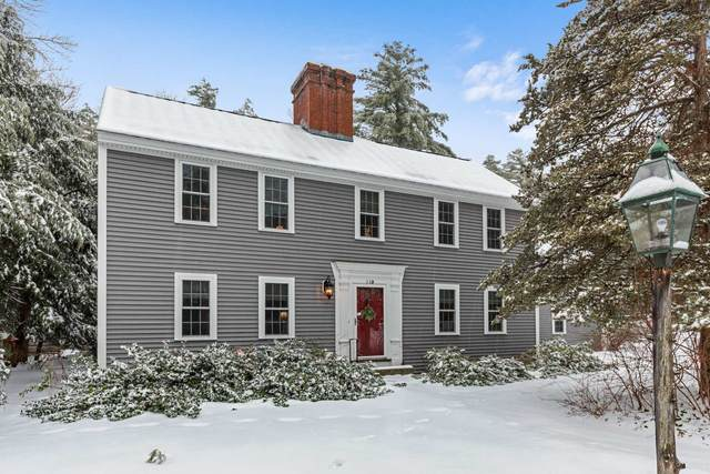 119 Madbury Road, Durham, NH 03824 (MLS #4793519) :: Keller Williams Coastal Realty
