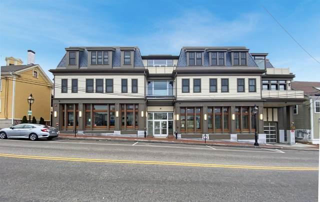 40 Bridge Street #101, Portsmouth, NH 03801 (MLS #4793660) :: The Hammond Team