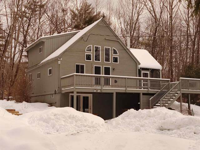 46 Mountain View Drive, Moultonborough, NH 03254 (MLS #4793732) :: Keller Williams Coastal Realty