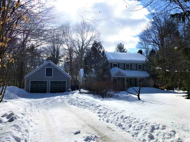 19 Wedgewood Drive, Conway, NH 03860 (MLS #4793830) :: Hergenrother Realty Group Vermont
