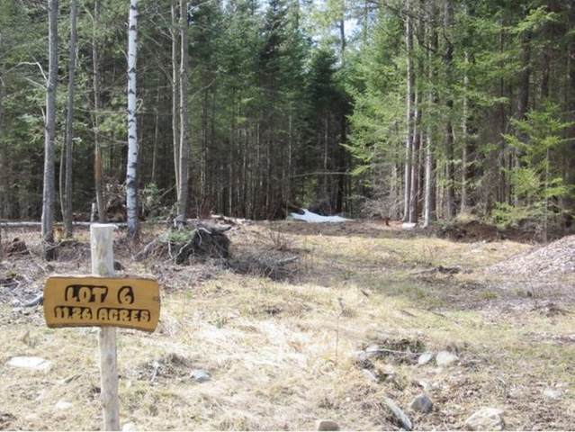 Lot 6 Franklin Lane, Whitefield, NH 03598 (MLS #4793866) :: Signature Properties of Vermont