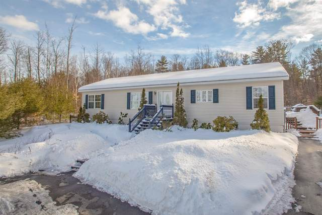 137 Nickelback Road #13, Conway, NH 03818 (MLS #4793869) :: Hergenrother Realty Group Vermont