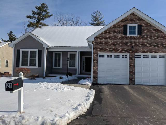 21 Maple Leaf Way #38, Manchester, NH 03102 (MLS #4793894) :: Jim Knowlton Home Team
