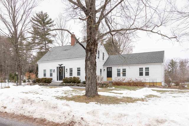 347 Winaukee Road, Moultonborough, NH 03254 (MLS #4793967) :: Keller Williams Coastal Realty