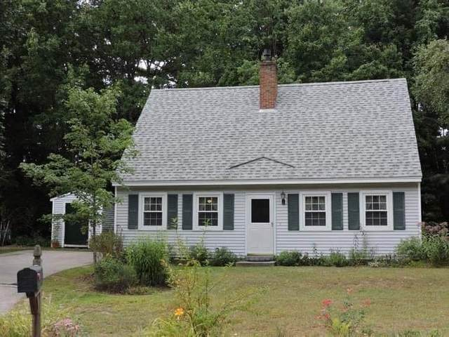 7 Bentwood Street #7, Concord, NH 03303 (MLS #4794132) :: Jim Knowlton Home Team