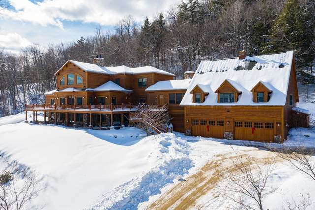 245 Ridge Road, Conway, NH 03832 (MLS #4794296) :: Hergenrother Realty Group Vermont