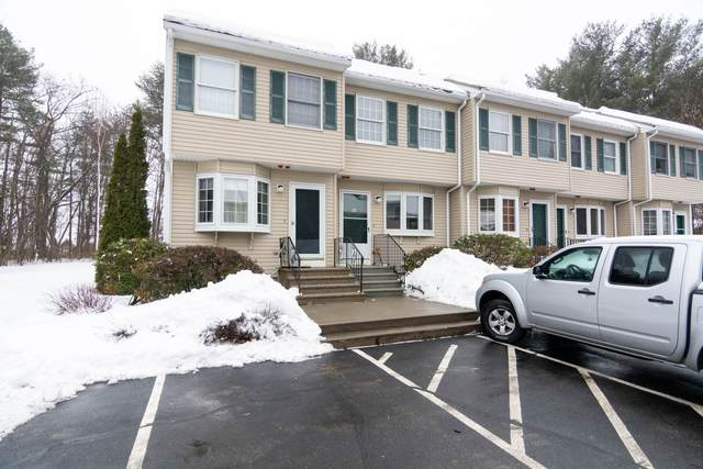 266 Endicott North Street #32, Laconia, NH 03246 (MLS #4794434) :: Hergenrother Realty Group Vermont