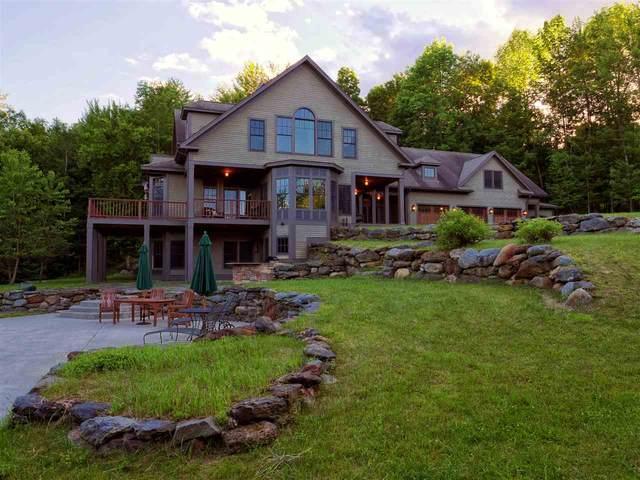 821 Little River Farm Road, Stowe, VT 05672 (MLS #4794737) :: The Hammond Team