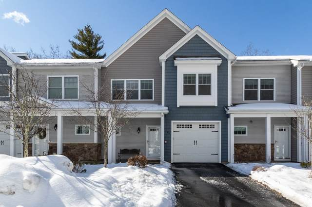 80 Woodview Way #80, Manchester, NH 03102 (MLS #4794807) :: The Hammond Team