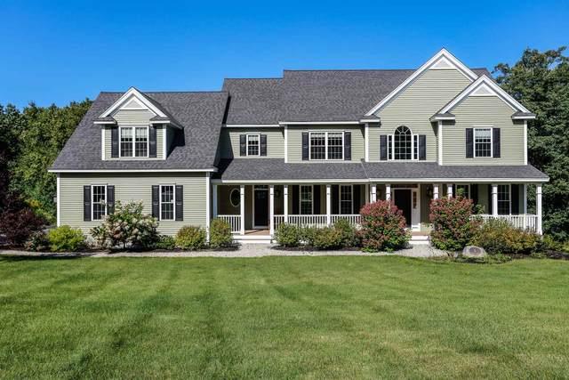 5 Louis Drive, Brookline, NH 03033 (MLS #4794813) :: Lajoie Home Team at Keller Williams Realty