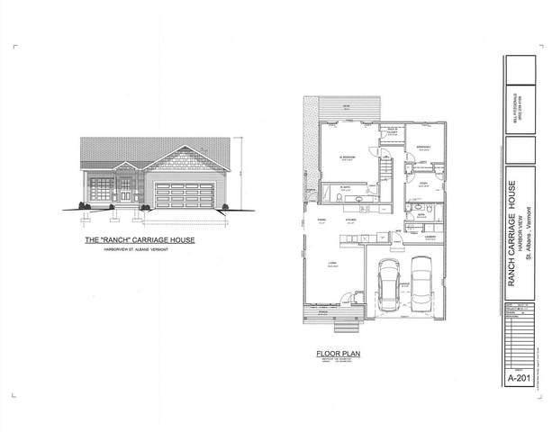 558 Harbor View Drive 19B, St. Albans Town, VT 05478 (MLS #4794876) :: The Gardner Group