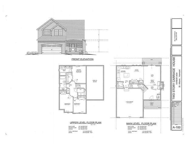 568 Harbor View Drive 4B, St. Albans Town, VT 05478 (MLS #4794880) :: The Gardner Group
