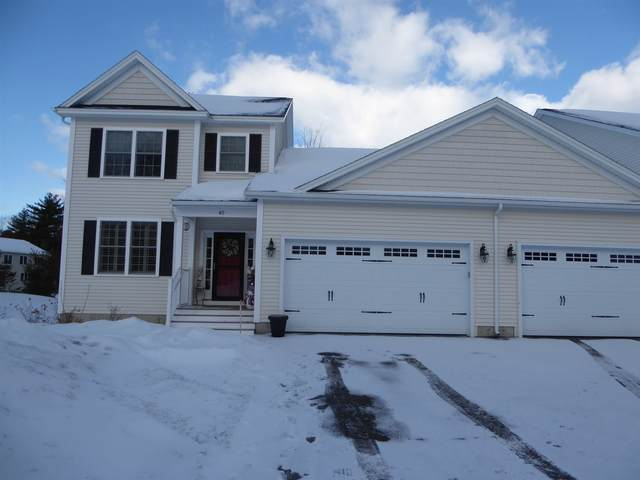 45 Waterlefe Way, Colchester, VT 05446 (MLS #4794912) :: The Hammond Team