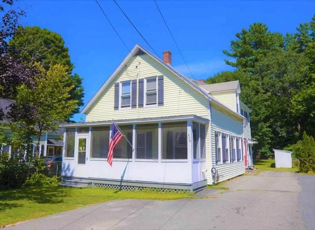 239 North Street, Claremont, NH 03743 (MLS #4794921) :: Keller Williams Coastal Realty