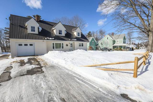 1176 Old North Main Street, Laconia, NH 03246 (MLS #4794927) :: Hergenrother Realty Group Vermont