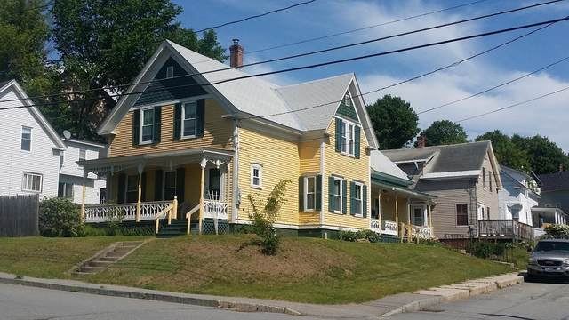 33 Barnes Street, Claremont, NH 03743 (MLS #4795038) :: Keller Williams Coastal Realty