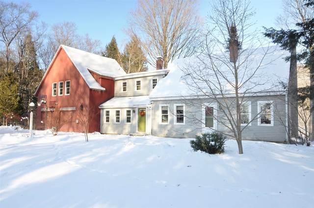 781 Burnham Drive, Middlebury, VT 05753 (MLS #4795046) :: Lajoie Home Team at Keller Williams Realty
