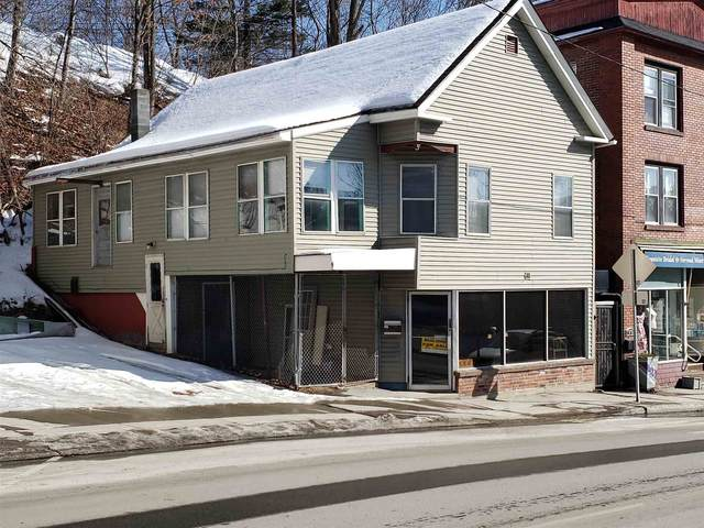 156 Eastern Avenue, St. Johnsbury, VT 05819 (MLS #4795083) :: The Hammond Team