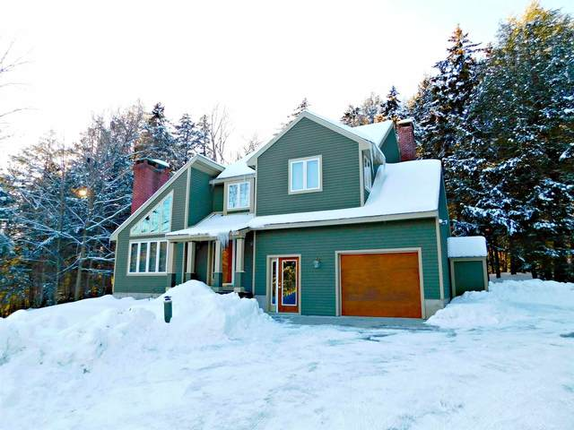 154 High Meadow Road C-17, Winhall, VT 05340 (MLS #4795103) :: The Gardner Group